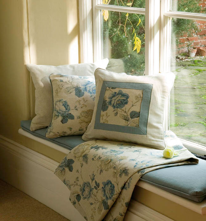 Astounding Custom Window Seat Cushions Squabs The Cushion Company Squirreltailoven Fun Painted Chair Ideas Images Squirreltailovenorg