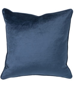 MAISON_ROMA_Velvet Cushion DENIM_R17131201045_MAIN-LISTING