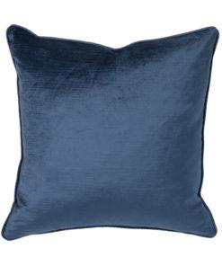 MAISON_ROMA_Velvet Cushion DENIM_R17131201045_MAIN-LISTING